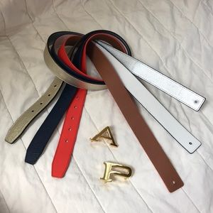 C. Wonder Reversible Belt Bundle